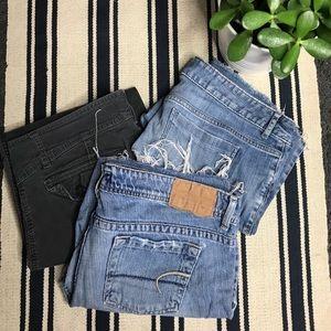 Bundle of 3 Shorts Size 12